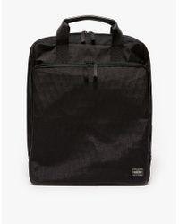Porter | Black Hybrid Brief Rucksack for Men | Lyst