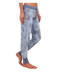 Pj Salvage | Blue Tie-dye Jammies Lounge Pants | Lyst