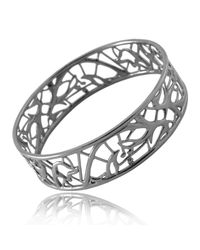 Ralph Masri | Metallic Lattice Bangle | Lyst
