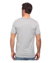 Nike | Gray Futura Icon Tee for Men | Lyst