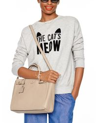 kate spade new york - Natural Holden Street Lanie - Lyst