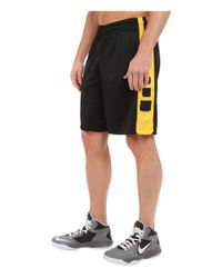 Nike - Black Elite Stripe Short for Men - Lyst