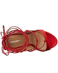 DSquared² | Red W15c505 | Lyst