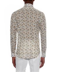Richard James | Multicolor Butterfly-print Cotton Shirt for Men | Lyst