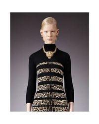 Roberto Cavalli - Metallic Embellished Gold-Plated Chain - Lyst
