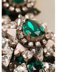 Shourouk | Metallic 'Pimp' Pendant Necklace | Lyst