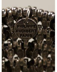 Philippe Audibert - Metallic Mini Mick Cuff - Lyst