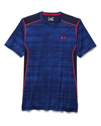 Under Armour | Blue Raid T-Shirt for Men | Lyst