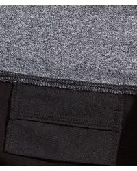 H&M - Black Yoga Trousers - Lyst