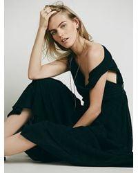 Free People - Gray Nicholas K Womens Freemont Dress - Lyst