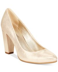 Bandolino | Natural Edell Pumps | Lyst