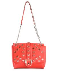 Paula Cademartori | Orange Sylvie Calf-Leather Shoulder Bag | Lyst