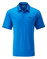Under Armour | Blue Coldblack Tip Polo for Men | Lyst