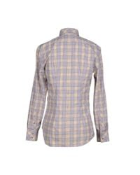 PS by Paul Smith | Gray Shirt for Men | Lyst