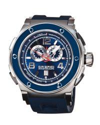 Orefici Watches - Regatta Yachting Chronograph, Blue for Men - Lyst