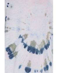 Raquel Allegra - Multicolor Raglan Tie-dye Dress - Lyst