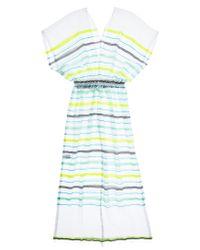 lemlem - Blue Lelaga Patio Dress - Lyst