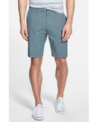 Billabong - Blue 'crossfire X Submersible' Hybrid Shorts for Men - Lyst