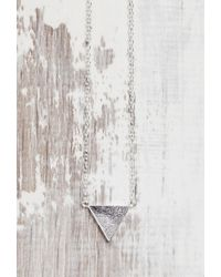 Forever 21 | Metallic Shashi Arrow Necklace | Lyst