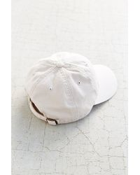 American Needle - Natural Washed Canvas Baseball Hat - Lyst