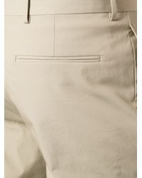 Valentino | Natural Classic Chinos for Men | Lyst