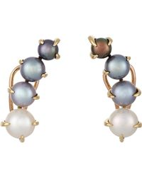 Ana Khouri | Multicolor Women's Patricia Earrings | Lyst