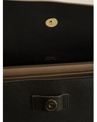 Chloé | Black Clare Medium Shoulder Bag | Lyst