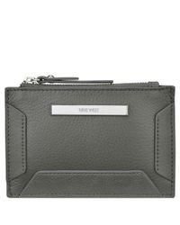 Nine West - Gray Geneva Card Case - Lyst