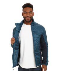 Merrell - Blue Quentin Jacket for Men - Lyst