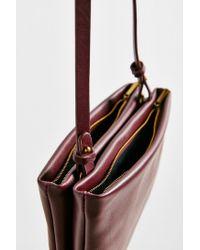 BDG | Red Dual Pouch Crossbody Bag | Lyst