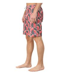 Tommy Bahama | Red Baja Cyber Circles for Men | Lyst