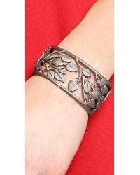 Jamie Wolf | Metallic Nycb Midsummer Diamond Bracelet - Silver | Lyst