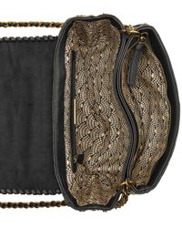 Big Buddha | Black Viceroy Quilted Flap Shoulder | Lyst
