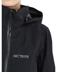 Arc'teryx - Black Ravenna Goretex Ski Jacket - Lyst