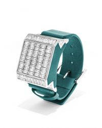 BaubleBar | Metallic Disco Bracelet & Up Move By Jawbone Duo - Teal | Lyst