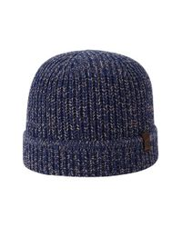 True Religion | Blue Knit Watchcap for Men | Lyst