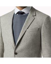 Tommy Hilfiger - Gray Wool Blend Slim Fit Suit for Men - Lyst