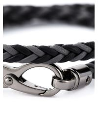 Tod's | Black 'my Colours' Bracelet for Men | Lyst