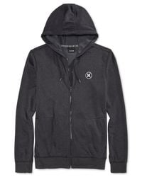 Hurley | Black Dri-fit League Hoodie for Men | Lyst