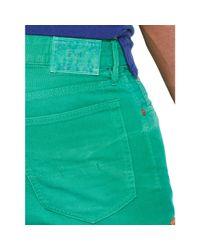 Ralph Lauren - Green Five-pocket Cotton Canvas Pant for Men - Lyst