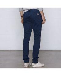 Denim & Supply Ralph Lauren | Blue Super-slim Officer's Chino for Men | Lyst