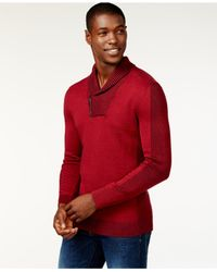 INC International Concepts | Red Only At Macy's for Men | Lyst