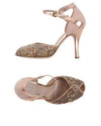 Maria Cristina | Pink Sandals | Lyst