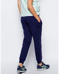 ASOS - Blue Lightweight Slim Jogger - Lyst