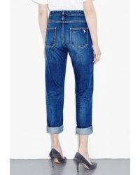 M.i.h Jeans - Blue Halsy Jean - Lyst
