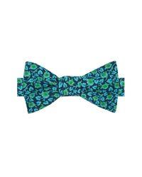 Ted Baker | Green Floral Vine Bow Tie for Men | Lyst