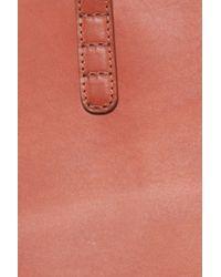Mansur Gavriel - Brown Large Leather Tote Bag - Lyst