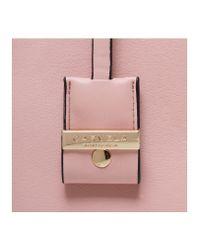 Carvela Kurt Geiger | Pink Callie Domed Bag | Lyst