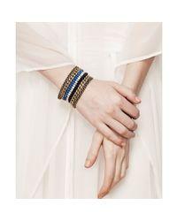 Jenny Bird | Metallic Kuta Weave Cuff | Lyst