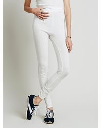 Free People | White Intimately Womens Cozy Up Pants | Lyst